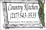 Country Kitchen in Arthur